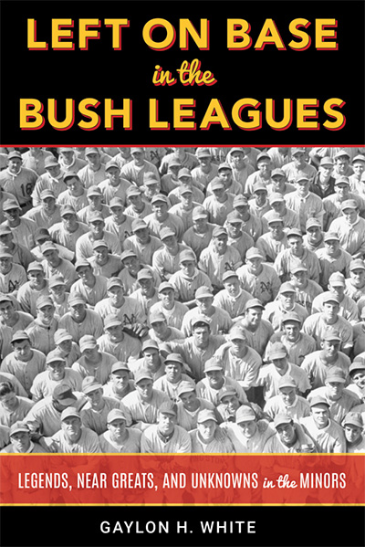 Left on Base in the Bush Leagues: Legends, Near Greats, and Unknowns in the Minors