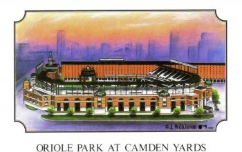 Park Spotlight – Oriole Park at Camden Yards