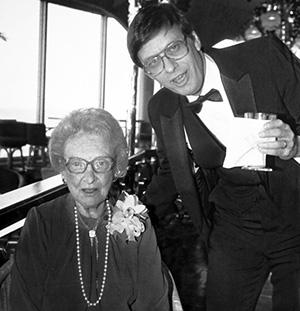 Bud Selig & Marie Selig