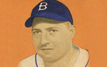 Hugh Casey: The Triumphs and Tragedies of a Brooklyn Dodger