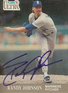 Weird Baseball Moment – Randy Johnson Hits a Bird