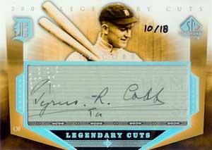 Player Spotlight – Ty Cobb
